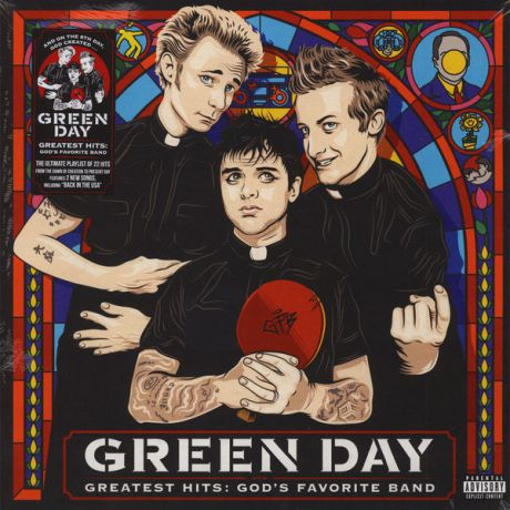 Green Day Green Day - Greatest Hits: God