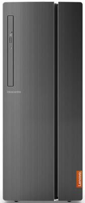 Неттоп Lenovo IdeaCentre 510-15IKL Intel Core i3-7100 4Gb 1Tb nVidia GeForce GTX 1050 2048 Мб Windows 10 черный 90G8001YRS