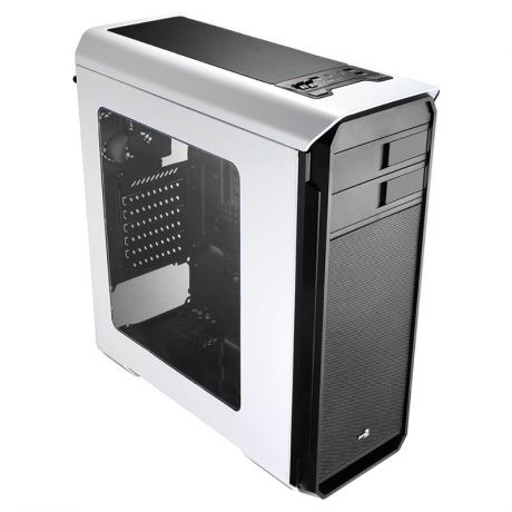 Корпус Aerocool AERO-500 WINDOW White, белый