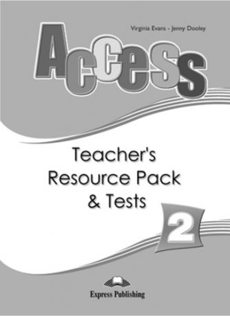 Evans V. Access 2. Teacher