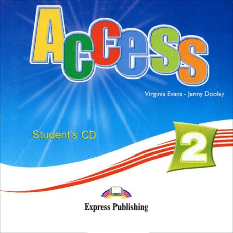 Evans V. Access 2. Pupils CD. Elementary. (International). Аудио CD для работы дома