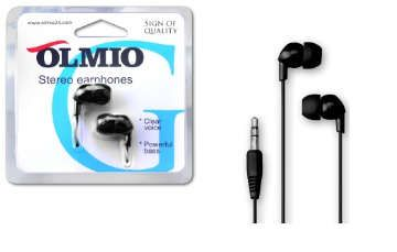 Наушники OLMIO Handsfree, black