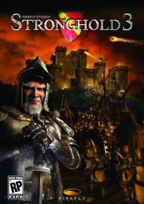DVD, Игра, Stronghold 3 / (1С)