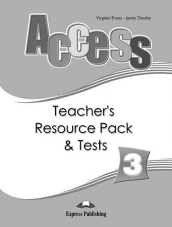 Access 3. Teachers Resource Pack. Pre-Intermediate. Комплект для учителей