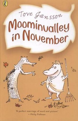 Jansson T. Moominvalley in November