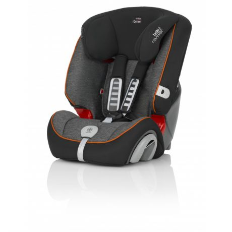Britax Römer Автокресло Evolva 1-2-3 Plus Black Marble Highline