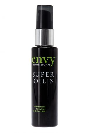 Envy Professional Масло для волос Super Oil 3, 75ml
