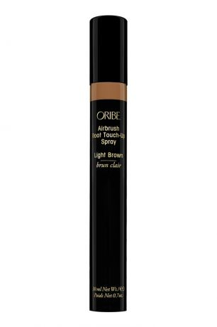 Oribe Спрей-корректор цвета для корней волос Airbrush Root Touch Up Spray – Light Brown, 30 ml