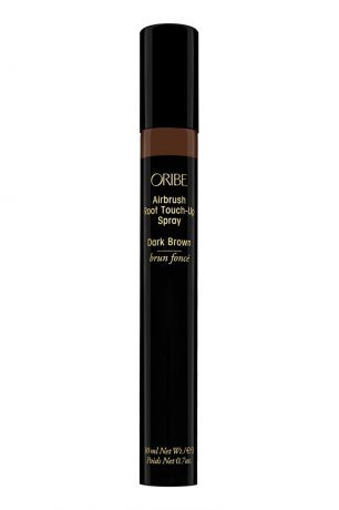 Oribe Спрей-корректор цвета для корней волос Airbrush Root Touch Up Spray – Dark Brown, 30 ml
