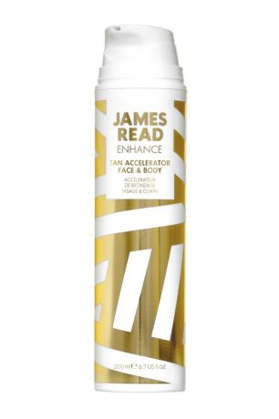 James Read Усилитель загара для лица и тела TAN ACCELERATOR, 200 ml