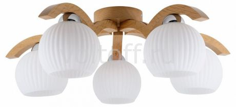Люстра на штанге Spot Light Vasa Oak 5640570