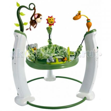 Игровые центры Evenflo ExerSaucer Safari Friends