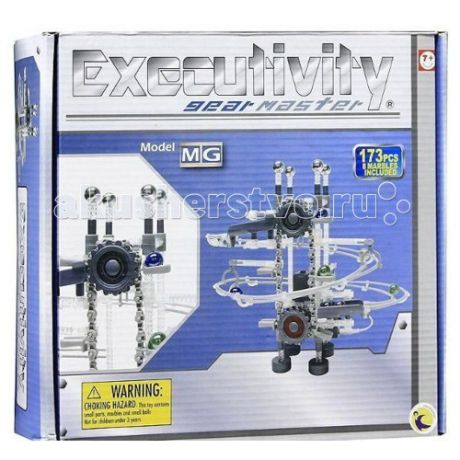 Конструкторы Executivity Gear Master MG 173 детали