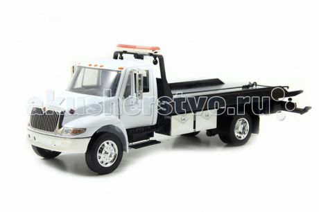 Машины Jada Diekast Модель International Flat Bed Tow Truck Durastar 1:24