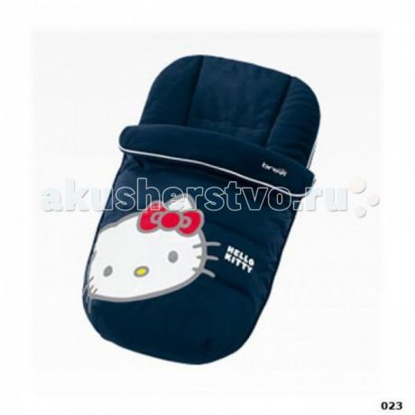 Демисезонные конверты Brevi Inuit Hello Kitty