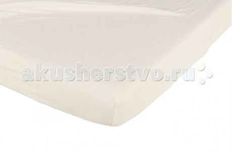 Простыни Candide Простыня Ivory Cotton Fitted sheet 130г/м2 60x120 см