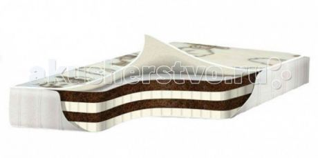 Матрасы Babysleep премиум класса Tesoro Cotton 140x70