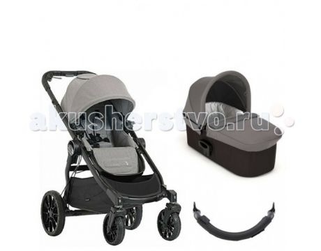 Коляски 2 в 1 Baby Jogger City Select Lux 2 в 1 с бампером