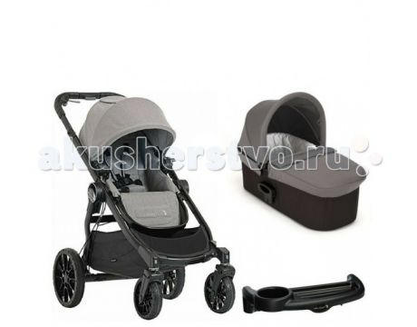 Коляски 2 в 1 Baby Jogger City Select Lux 2 в 1 со столиком