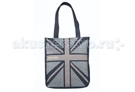 Сумки для мамы Maclaren Сумка для мамы Magazine Tote Denim Flag