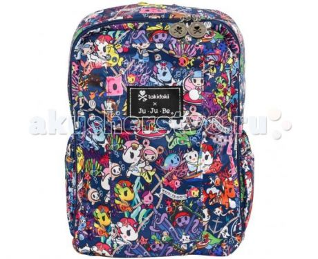 Сумки для мамы Ju-Ju-Be Рюкзак для мамы Mini Be Tokidoki