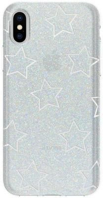 "Накладка Incipio ""Design Series Classic - Glitter Star Cut Out"" для iPhone X IPH-1651-STR"