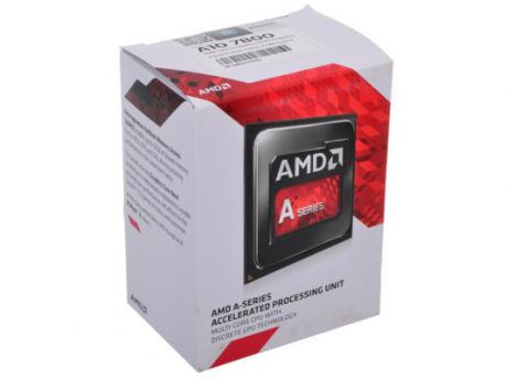 Процессор AMD A10 X4 7800 3.5GHz 4Mb AD7800YBJABOX Socket FM2 BOX