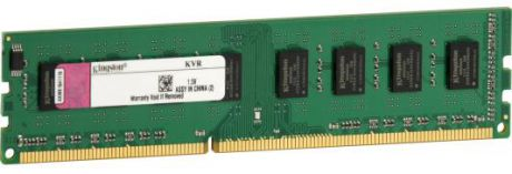 Оперативная память 8Gb PC3-10600 1333MHz DDR3 DIMM Kingston KVR1333D3N9H/8G Retail