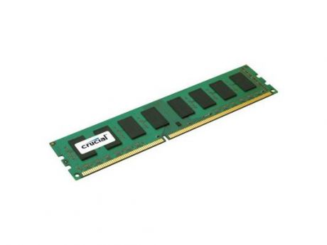 Оперативная память 16Gb PC3-12800 1600MHz DDR3 DIMM Crucial ECC Reg CL11 CT16G3ERSLD4160B
