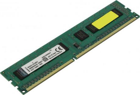 Оперативная память 4Gb PC3-10600 1333MHz DDR3 DIMM CL9 Kingston KVR13N9S8H/4