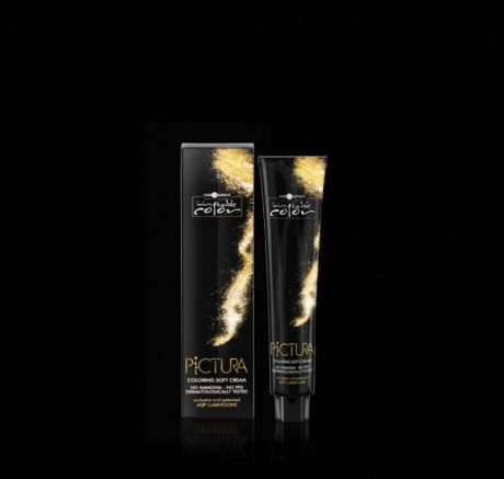 Hair Company Inimitable Color Pictura Мягкая крем-краска Coloring Soft Cream, 100 мл, 8.13 Светло-русый ледяной, 100 мл