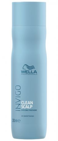 Wella Шампунь против перхоти Invigo Balance Clean Scalp, 250 мл
