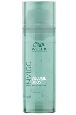 Wella Уплотняющая кристалл-маска Invigo Volume Boost, 145 мл