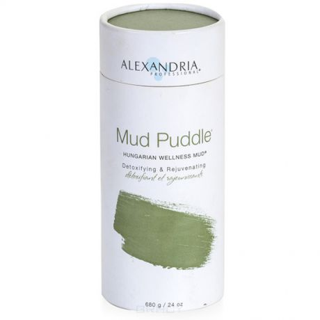 Alexandria Professional Венгерская грязь MUD PUDDLE, 113 г