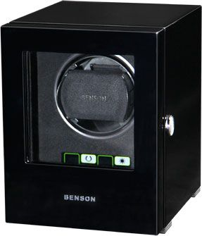 Шкатулка Benson Black Series BS1-B