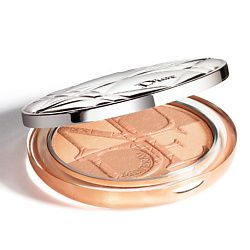 DIOR Пудра компактная Diorskin Mineral Nude Bronze № 006 Warm Sundown, 10 г