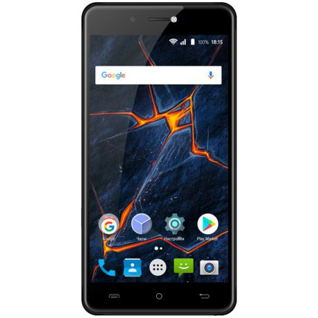 Смартфон BQ mobile Iron Max Black (BQ-5507L)