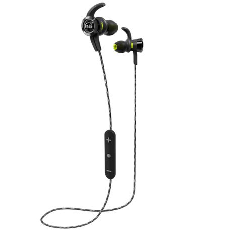 Спортивные наушники Bluetooth Monster iSport Victory Black (137085-00)