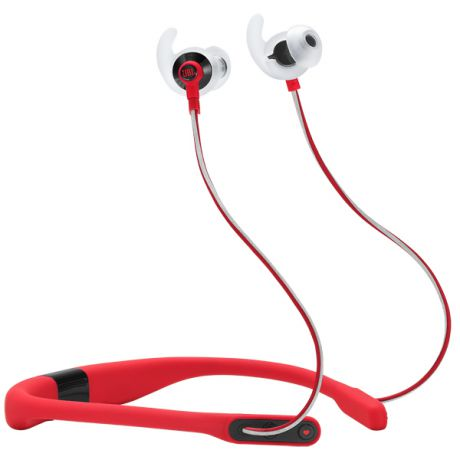Спортивные наушники Bluetooth JBL Reflect Fit Red (JBLREFFITRED)