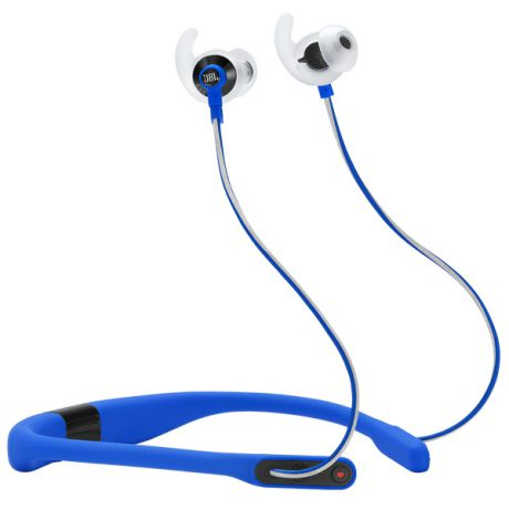 Спортивные наушники Bluetooth JBL Reflect Fit Blue (JBLREFFITBLU)