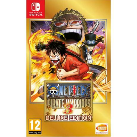 Видеоигра для Nintendo Switch . One Piece Pirate Warriors 3