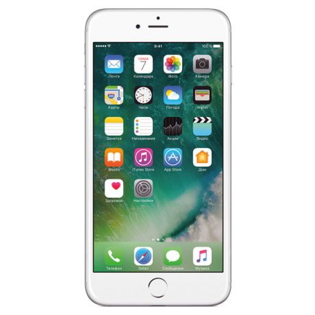 Apple IPhone Apple iPhone 6s Plus 16GB Silver (FKU22RU/A) восст.