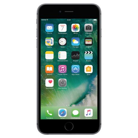 Apple IPhone Apple iPhone 6s Plus 16GB Space Gray (FKU12RU/A) восст.