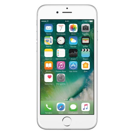 Apple IPhone Apple iPhone 6s 128GB Silver (FKQU2RU/A) восст.