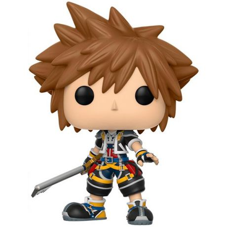 Фигурка Funko Pop! Disney: Kingdom Hearts Series 2 - Sora