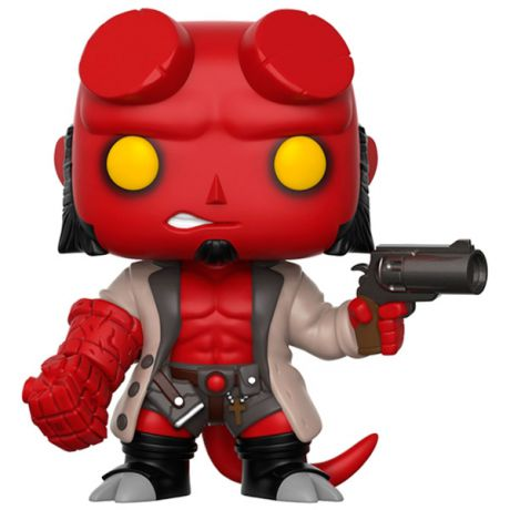 Фигурка Funko Pop! Comics: Hellboy - Hellboy With Jacket