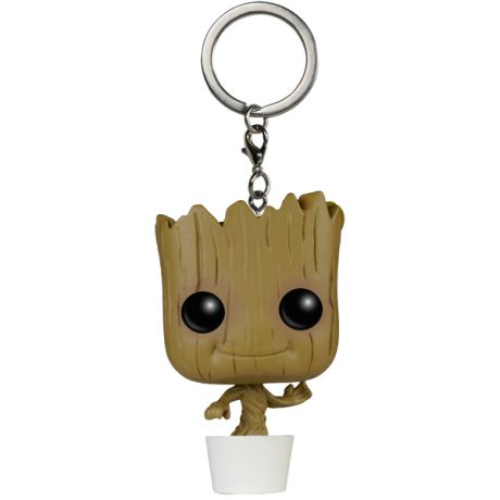 Фигурка Funko Pocket POP!Keychain:Guard.O/T Galaxy:DancingGroot