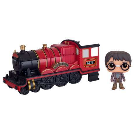Фигурка Funko POP Rides: Harry Hogwarts Express Engine
