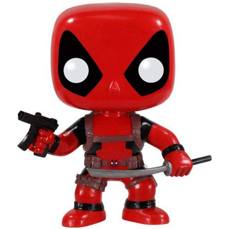 Фигурка Funko POP! Bobble: Marvel: Deadpool