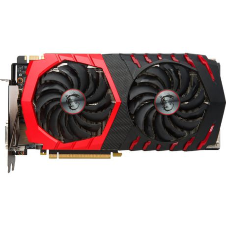 Видеокарта MSI GeForce GTX 1080 Ti GAMING X 11G
